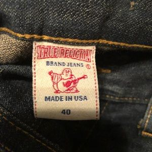 True Religion Jeans - True Religion Zach jeans